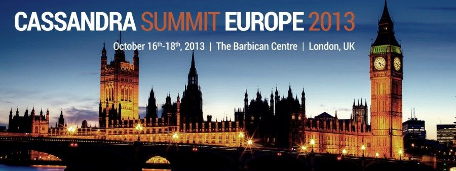 Banner of Cassandra European Summit 2013