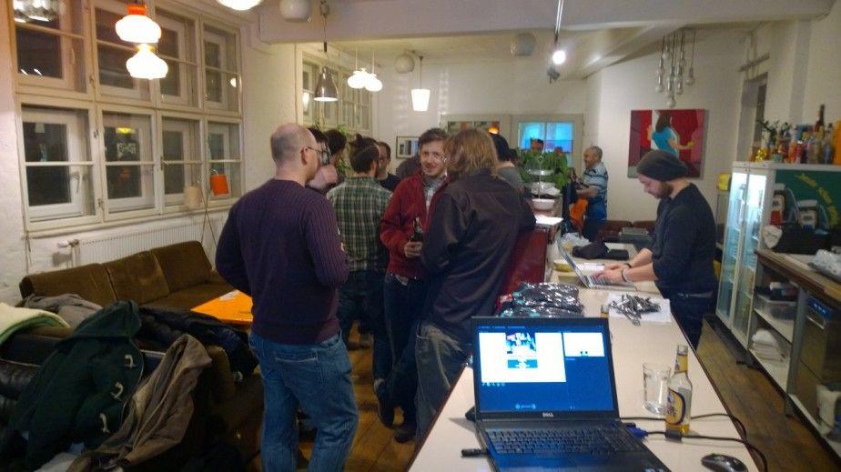 First Cassandra Meetup Vienna