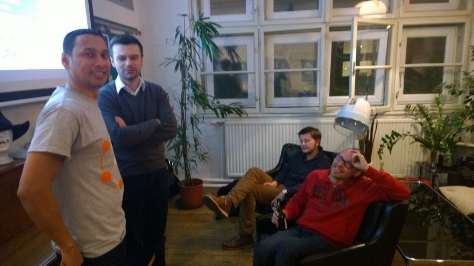 First Cassandra Meetup Vienna