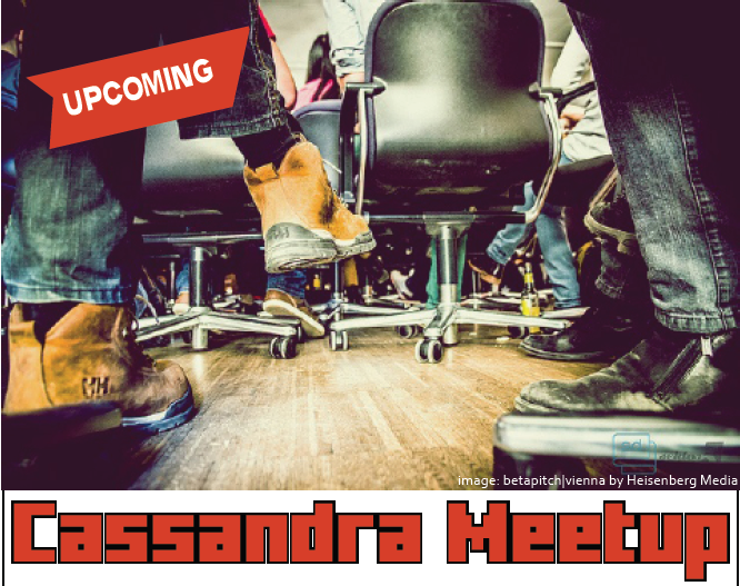Cassandra Meetup Invitation